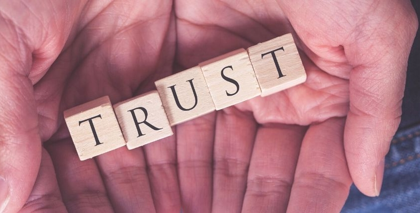 10 behaviours that create trust